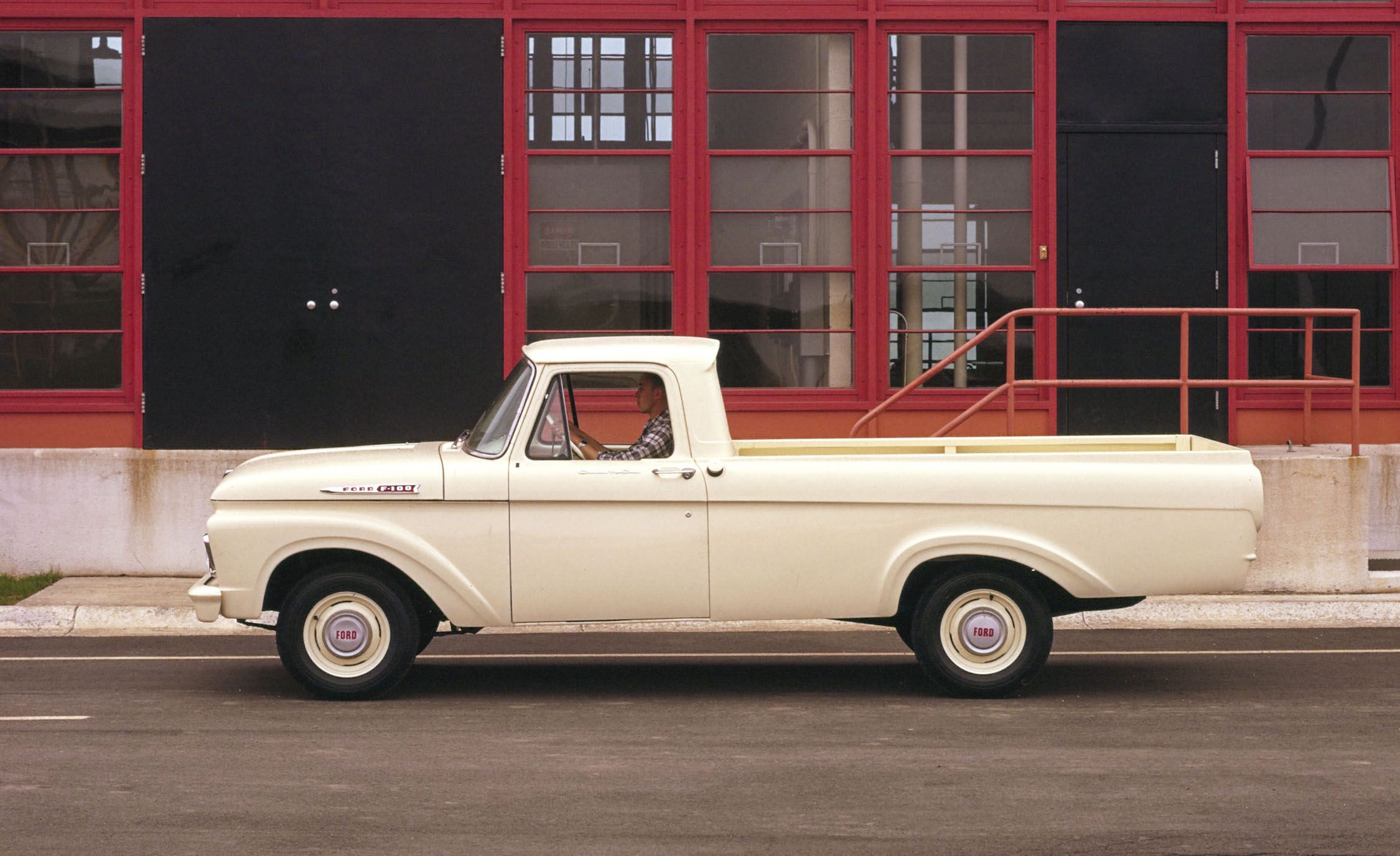 1957 Ford F250 4x4