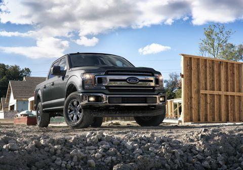 Electric Ford F-150 | Electric Pickup Trucks