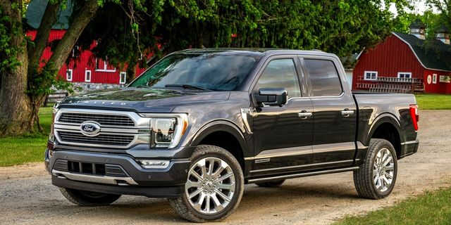 2021 ford f 150 limited