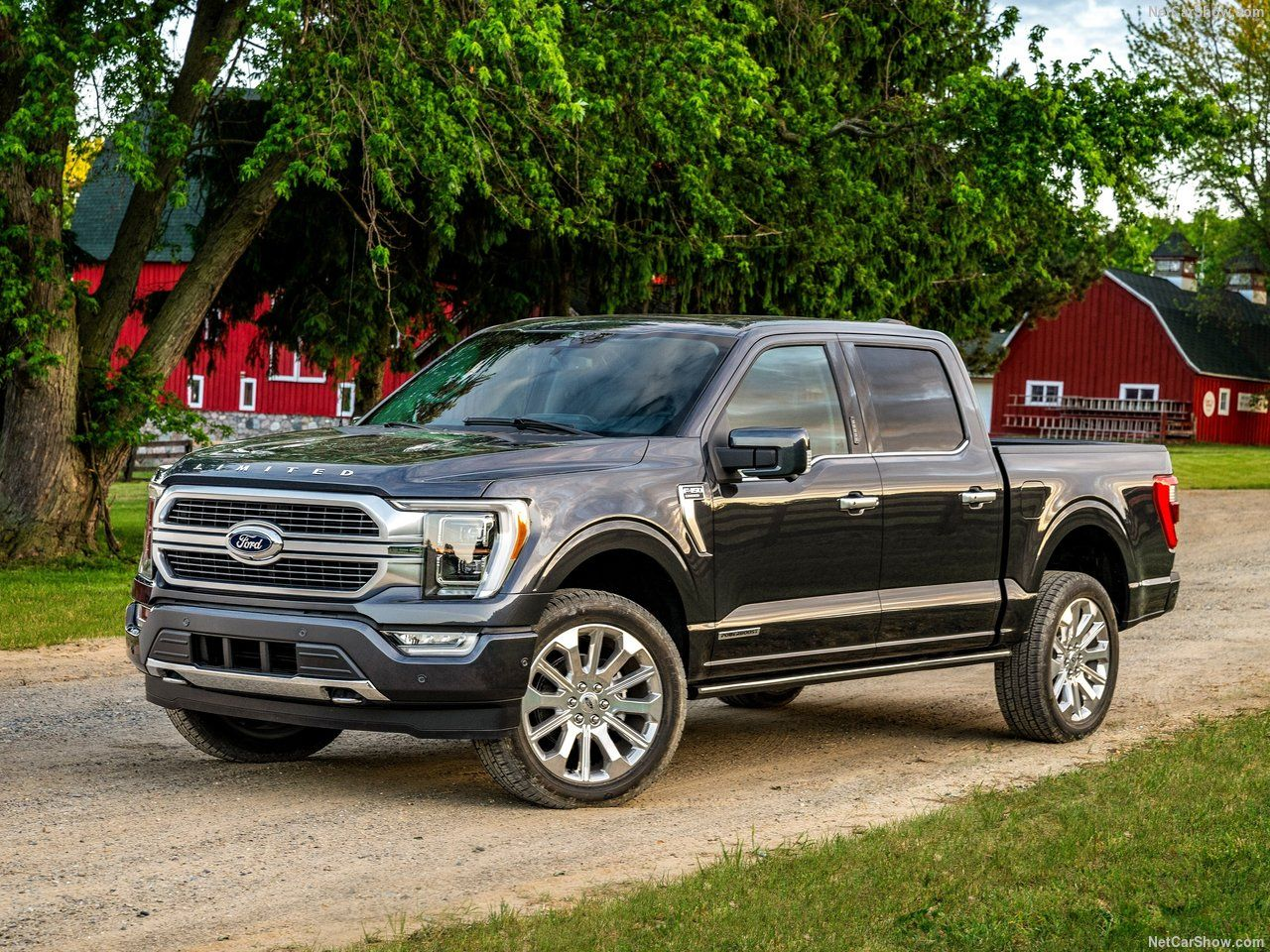 A Fully Loaded 2021 Ford F 150 Costs 78 945