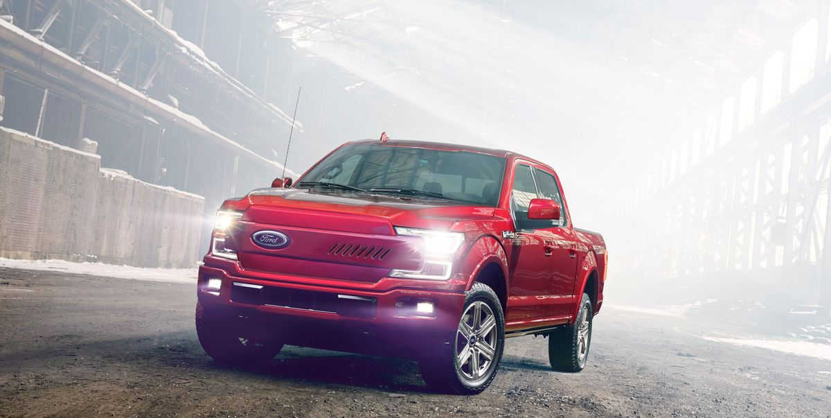 Buick Lease Deals >> All-Electric Ford F-150 Confirmed – New EV Pickup Truck