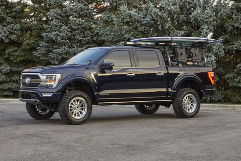 f 150 limited hybrid supercrew by bds suspension