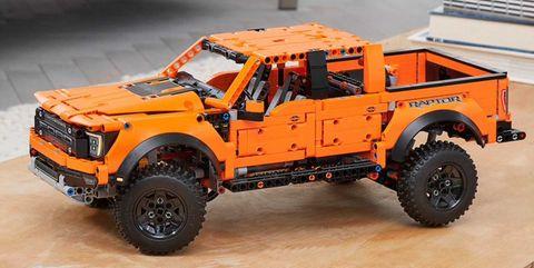 ford f150 raptor lego technic
