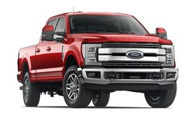Ford F Series Super Duty