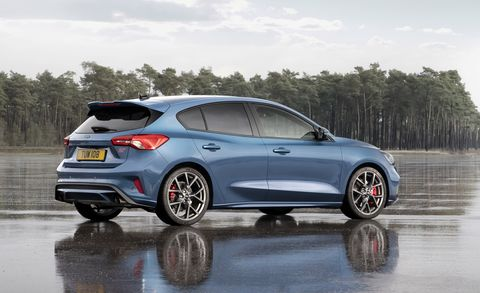 2019 Ford Focus St New Hot Hatch For Europe With 276 Hp