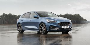 2019 Ford Focus ST Europe