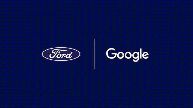 ford google partnership