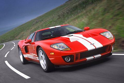 Land vehicle, Vehicle, Car, Supercar, Sports car, Race car, Sports car racing, Performance car, Ford gt, Ford gt40,
