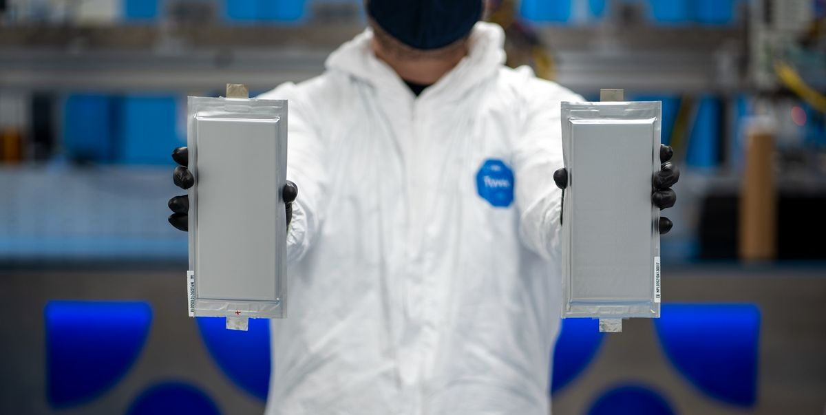 BMW and Ford Invest in Solid-State Battery Startup for Future EVs