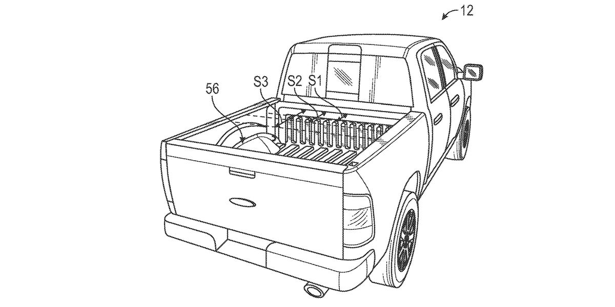 Ford Patents Range Extender That Could Go in F-150