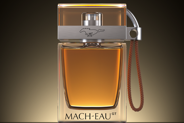 developed with leading fragrance experts, mach eau evokes traditional automotive scents