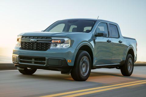 ford maverick 2022 compact pickup truck