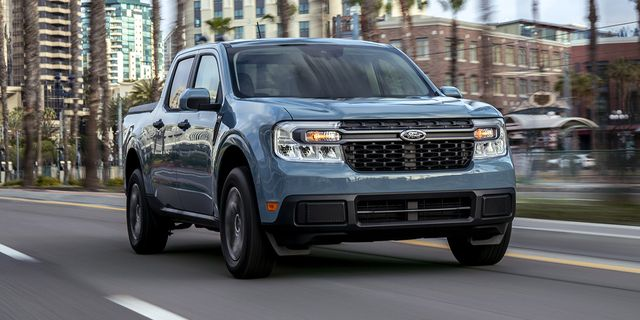 2022 ford maverick pickup