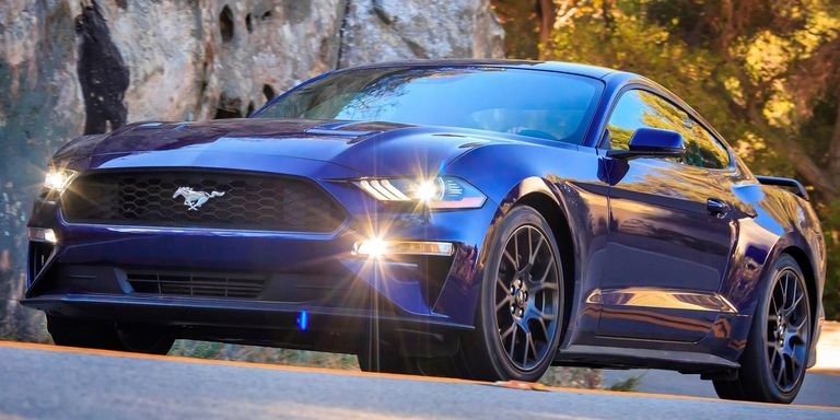 16 Fastest Cars Under 40k In 2018 Most Powerful Sedans