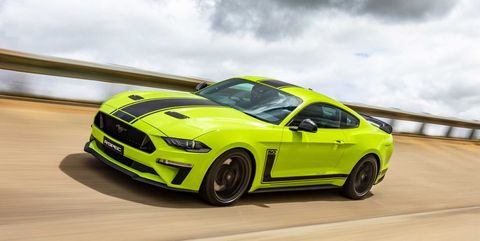 Ford Mustang R-Spec: 500 unidades solo para Australia