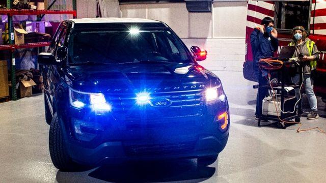 ford police interceptor utility testing heat treatment