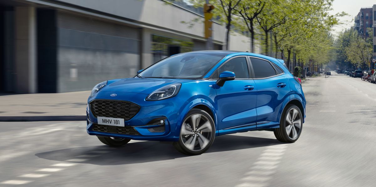 Volvo Certified Pre-Owned >> 2020 Ford Puma – New Small Crossover