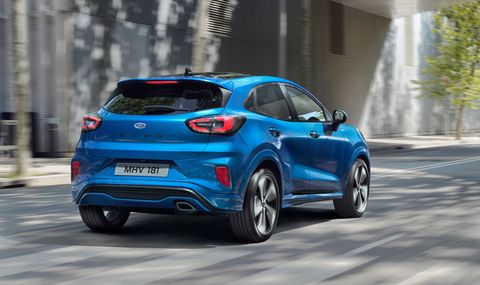 2020 Ford Puma – New Small Crossover