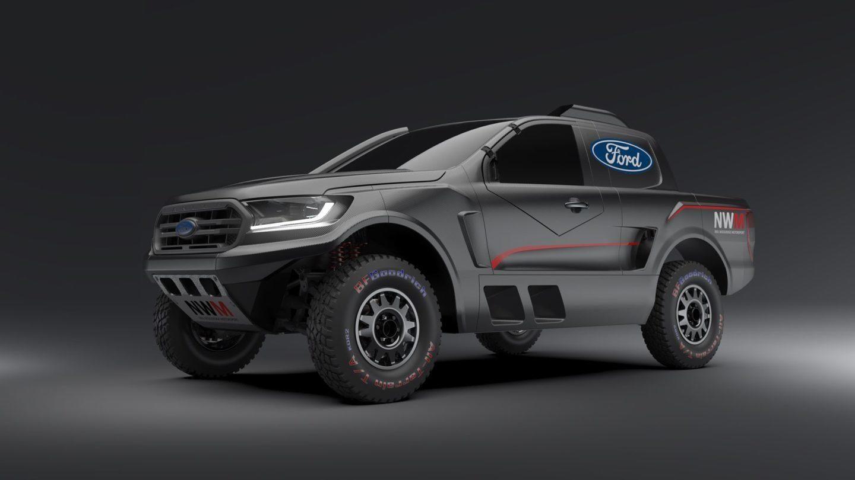 El Ford Ranger Raptor Se Viste De Competicion Con Nwm