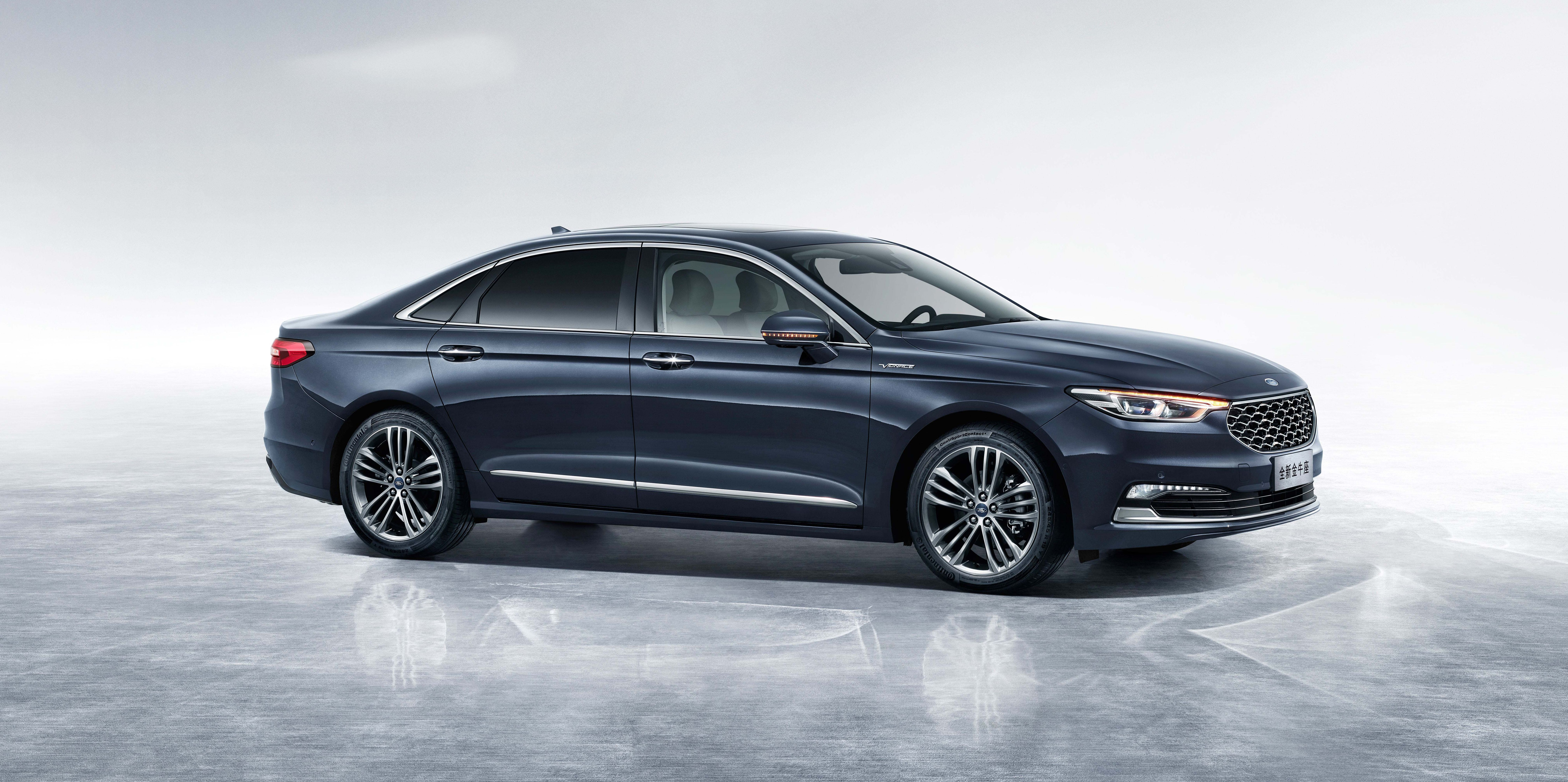 The Ford Taurus Still Exists in China—and It Looks Good