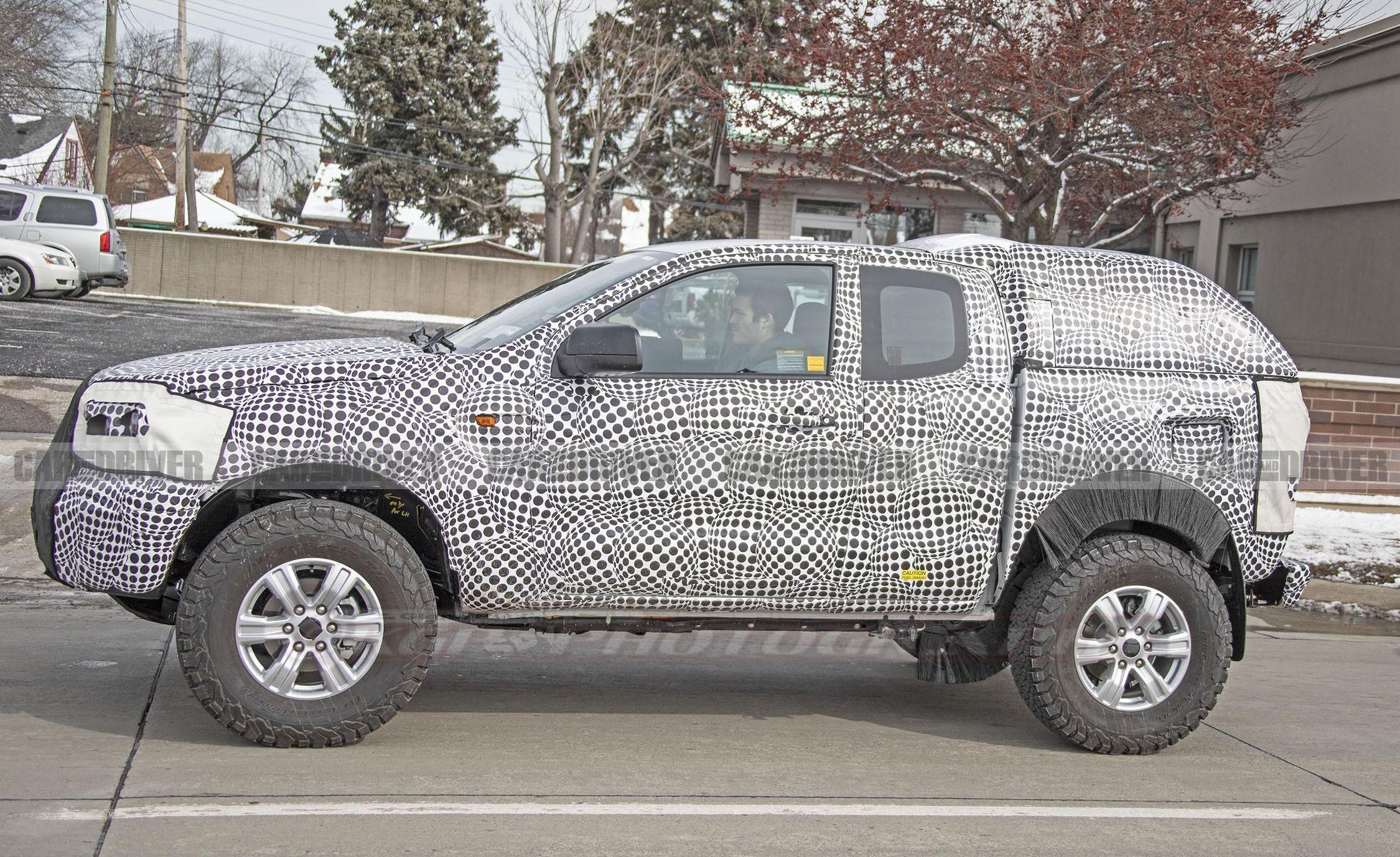 Ford Bronco Prototype