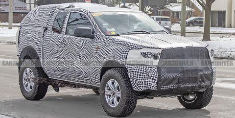 Ford Bronco 2016 Price >> Ford Bronco