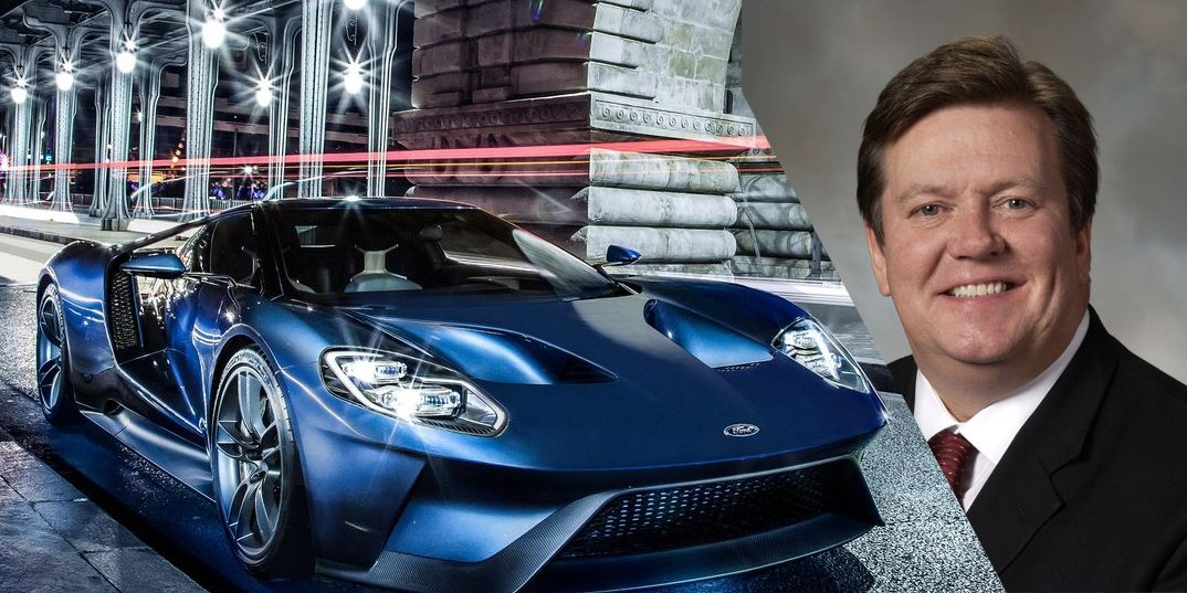 The Designer of the Ford GT and Mustang Is Leaving Ford