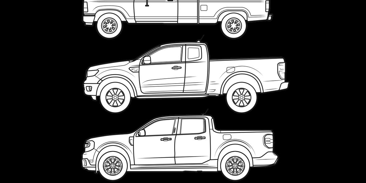 Sizing Up the 2022 Ford Maverick