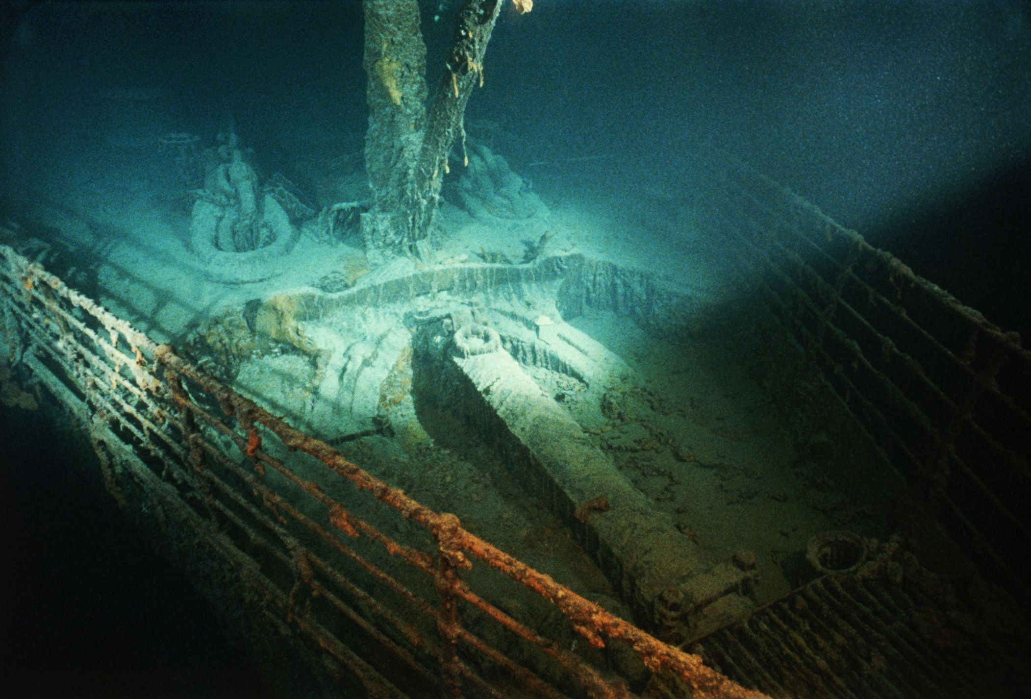 Salvagers Plan to Pry Open the Titanic to Retrieve This Treasure