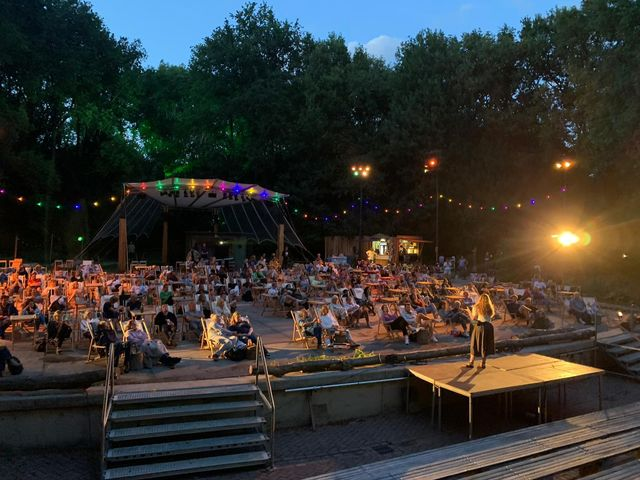 forest film festival cinetree amsterdamse bos