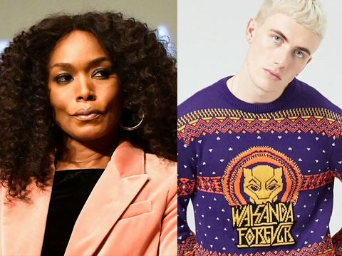 595ad4495 Forever 21 Apologized for Using a White Model to Sell a 'Black Panther'  Sweater. ""