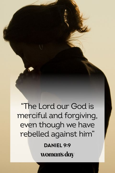 bible verses forgiveness
