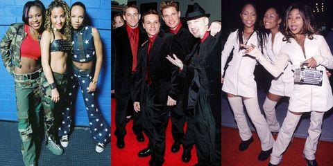 pop bands