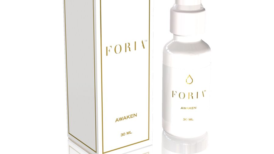 Foria Awaken female sexual lubricant
