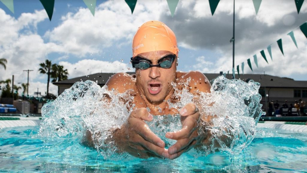 Can $200 Swim Goggles Turn You into Michael Phelps?