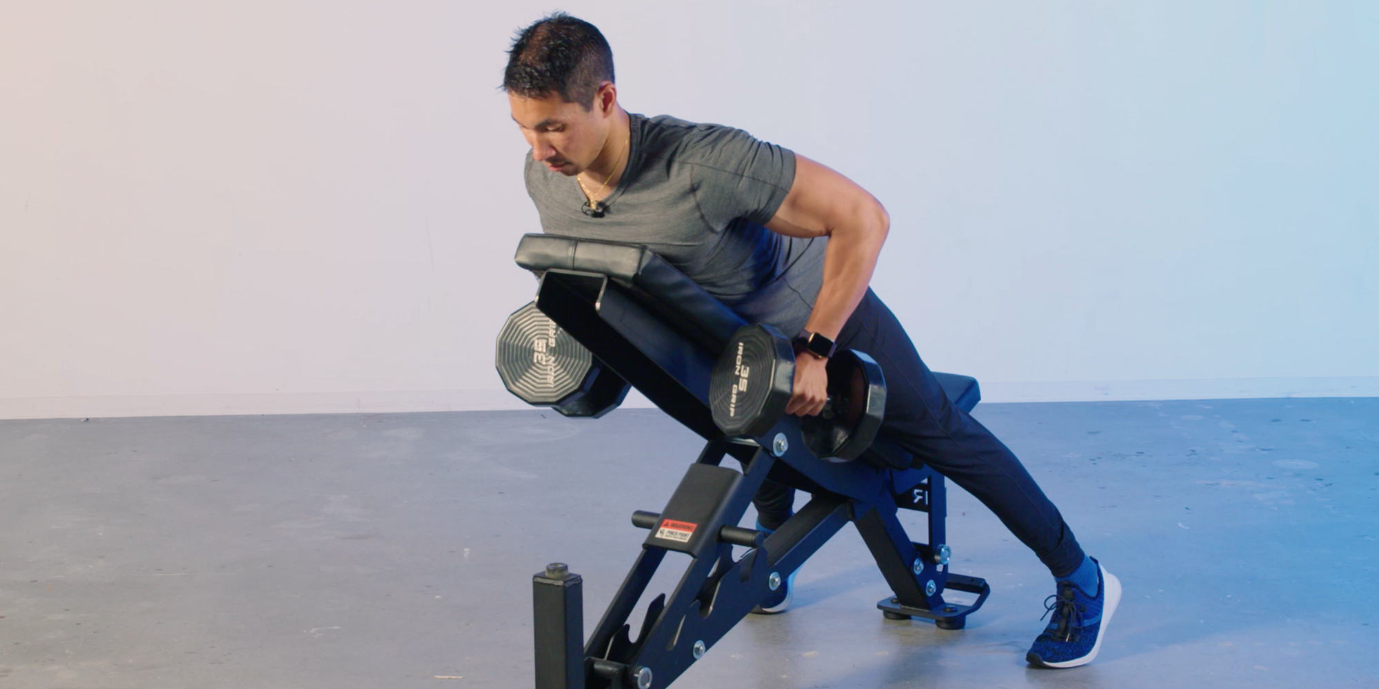 The Incline Bench Row Will Blow Up Your Back