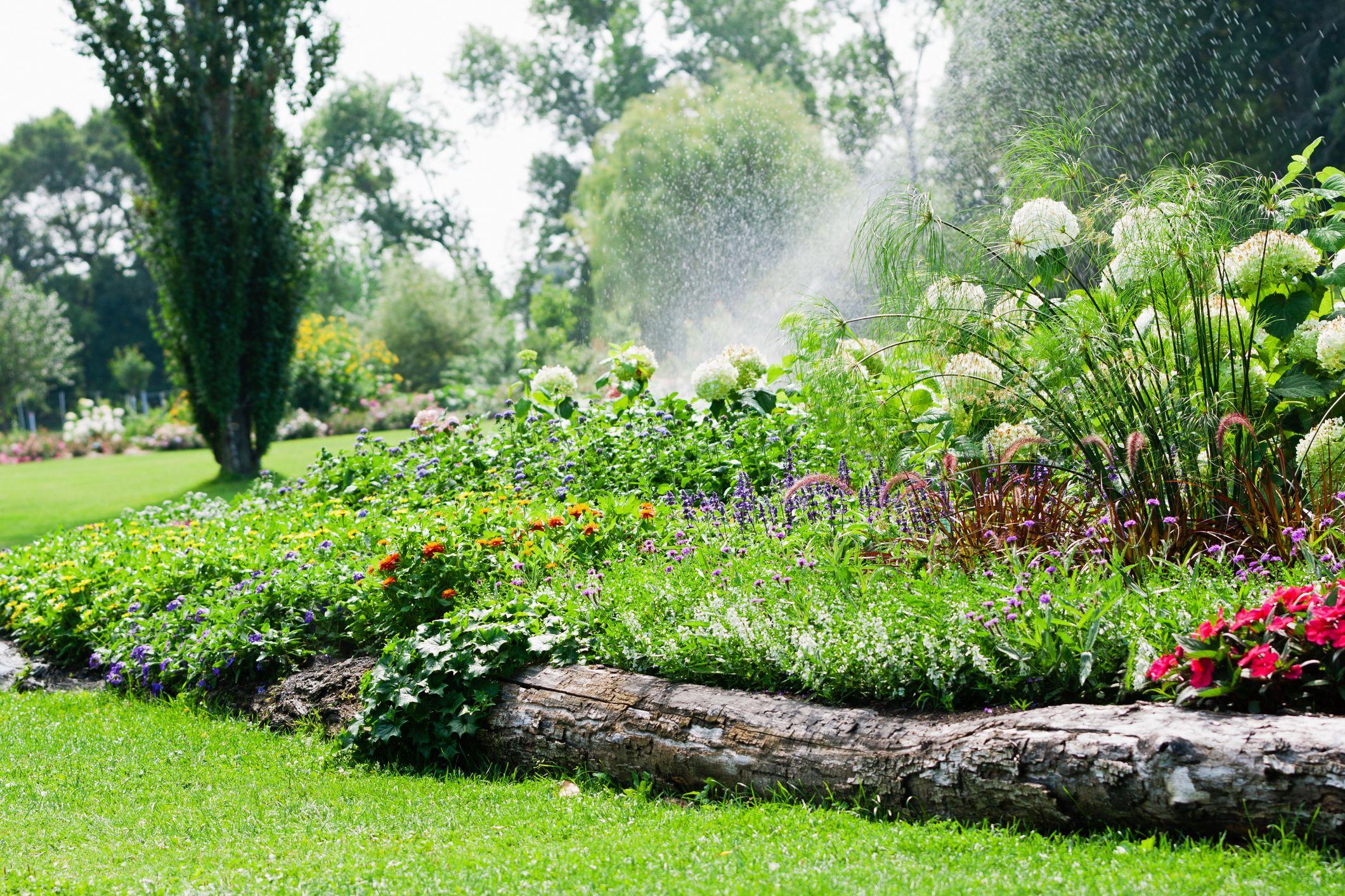 Image of: 15 Best Gardening Edging Ideas Creative And Cheap Garden Border Ideas