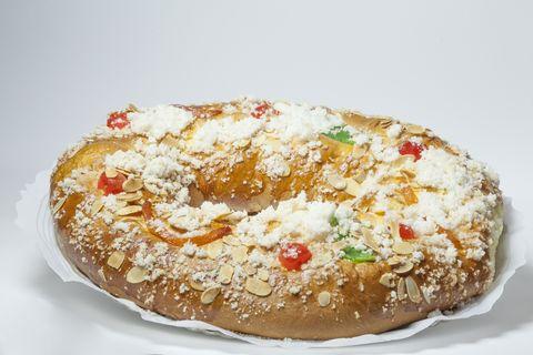 Por el roscón de Reyes de Formentor se forman colas