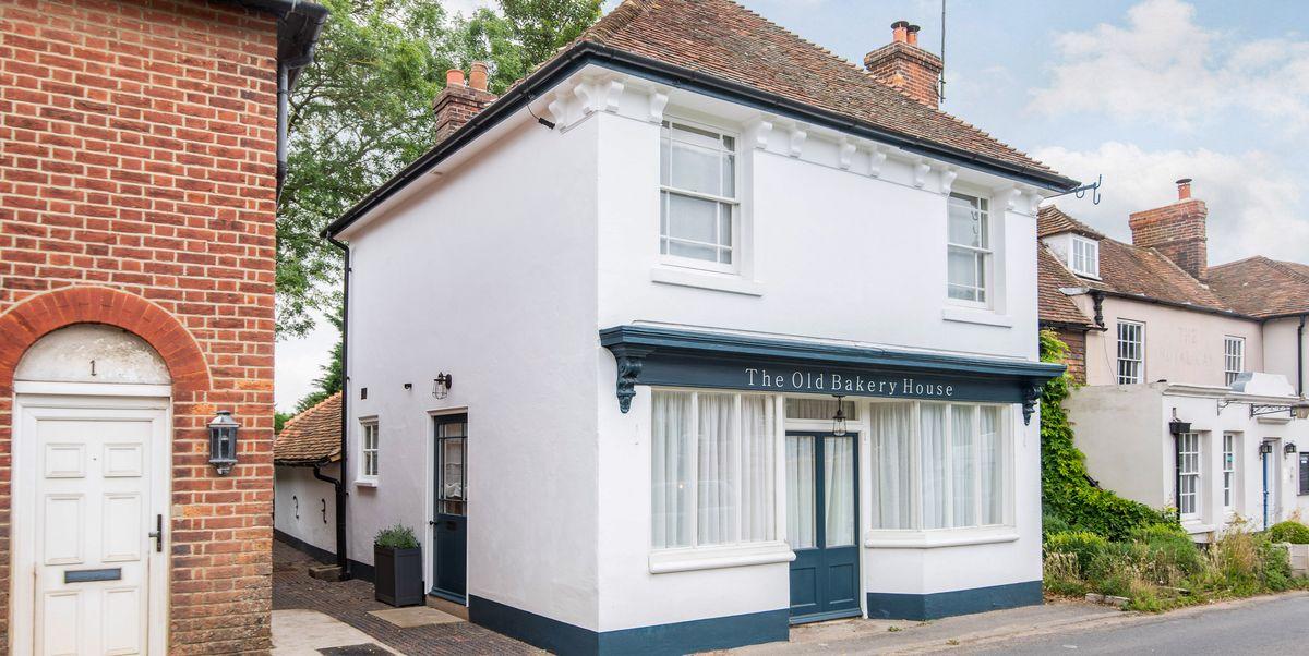 Charming former bakery for sale in Mersham, Kent, for £495,000