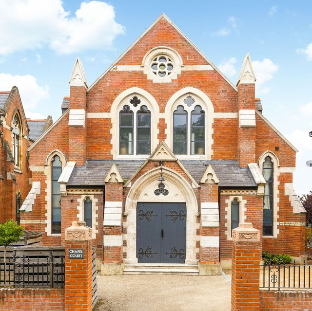modern apartment in a former chapel is for sale in east dulwich, london