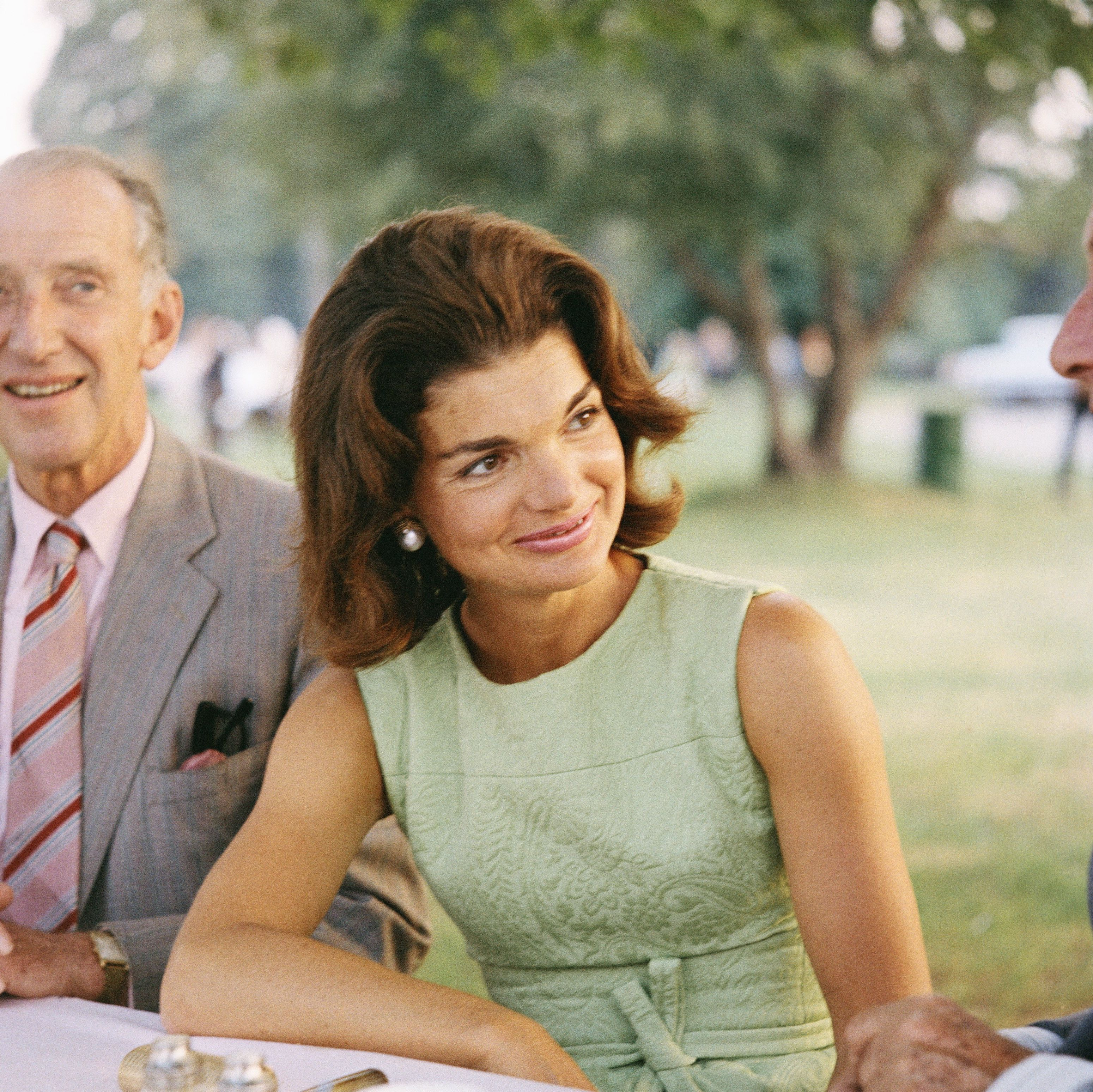When Jaqueline Bouvier married John F. Kennedy in 1953, she became the other half of a society couple that was envied and idolized the world over. Soft-spoken and supremely stylish, Jackie first earned international fame as her husband's reluctant companion on the campaign trail.