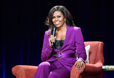 Inspiration icons  Former-first-lady-michelle-obama-attends-becoming-an-news-photo-1148536496-1562685509