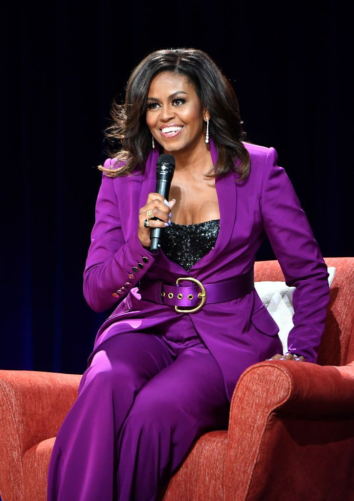 Michelle Obama Has Been Nominated For A Grammy Because She Is Superwoman