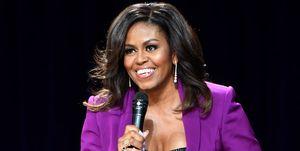 Michelle Obama grammy nomination
