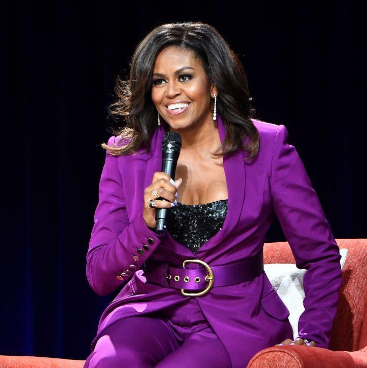 Michelle Obama Just Won a Grammy for Best Spoken Word Album