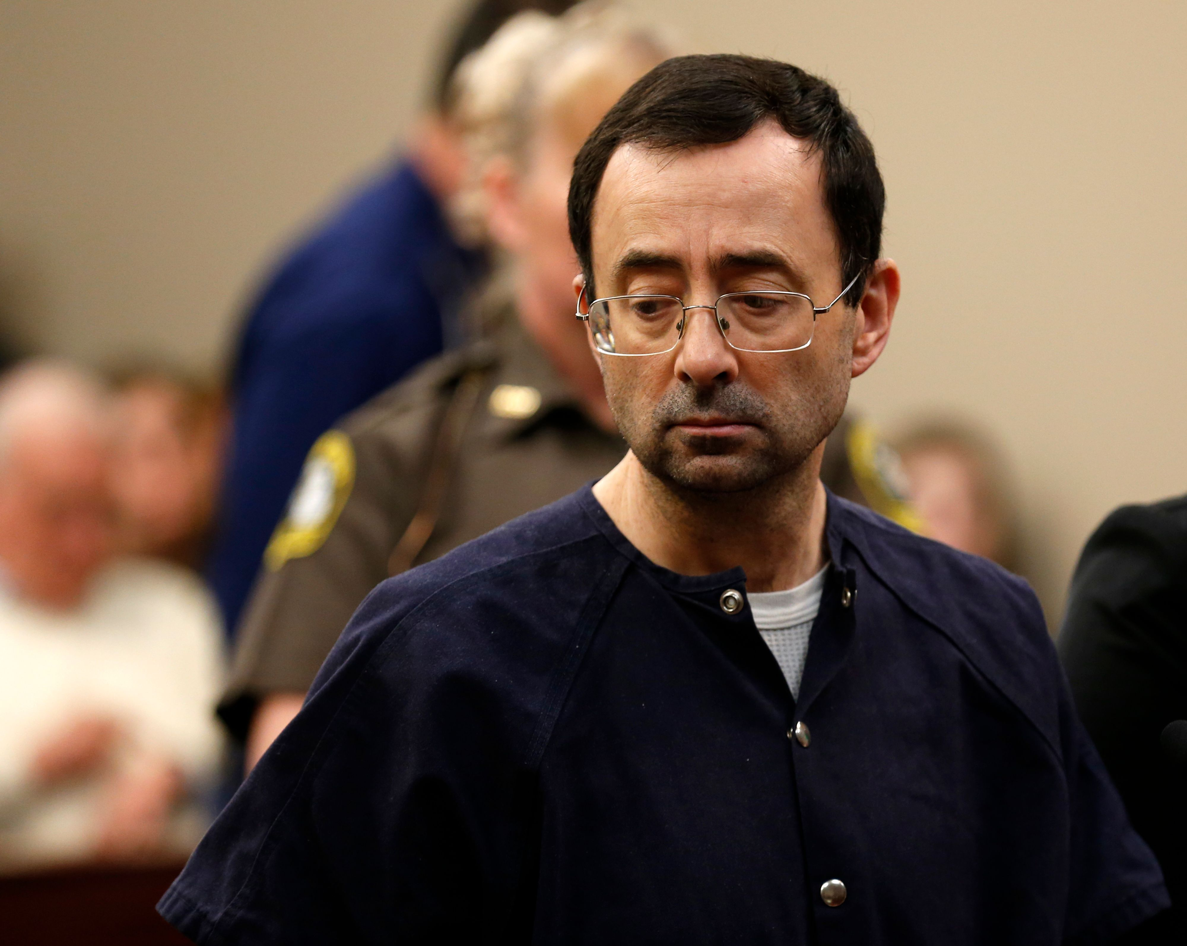 Meeting Larry Nassar: The Appointment that Changed Everything