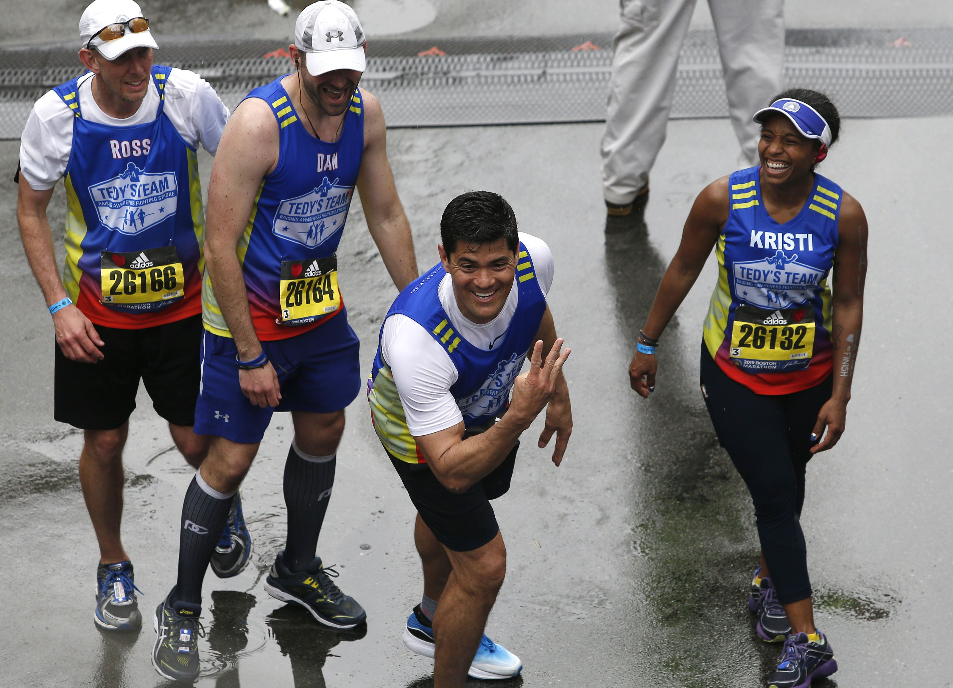 Faced With Fundraising a Second Time, Boston Charity Runners Cry Foul