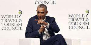 バラク・オバマ 元大統領 米国写真検索結果SPAIN-US-TOURISM-POLITICS