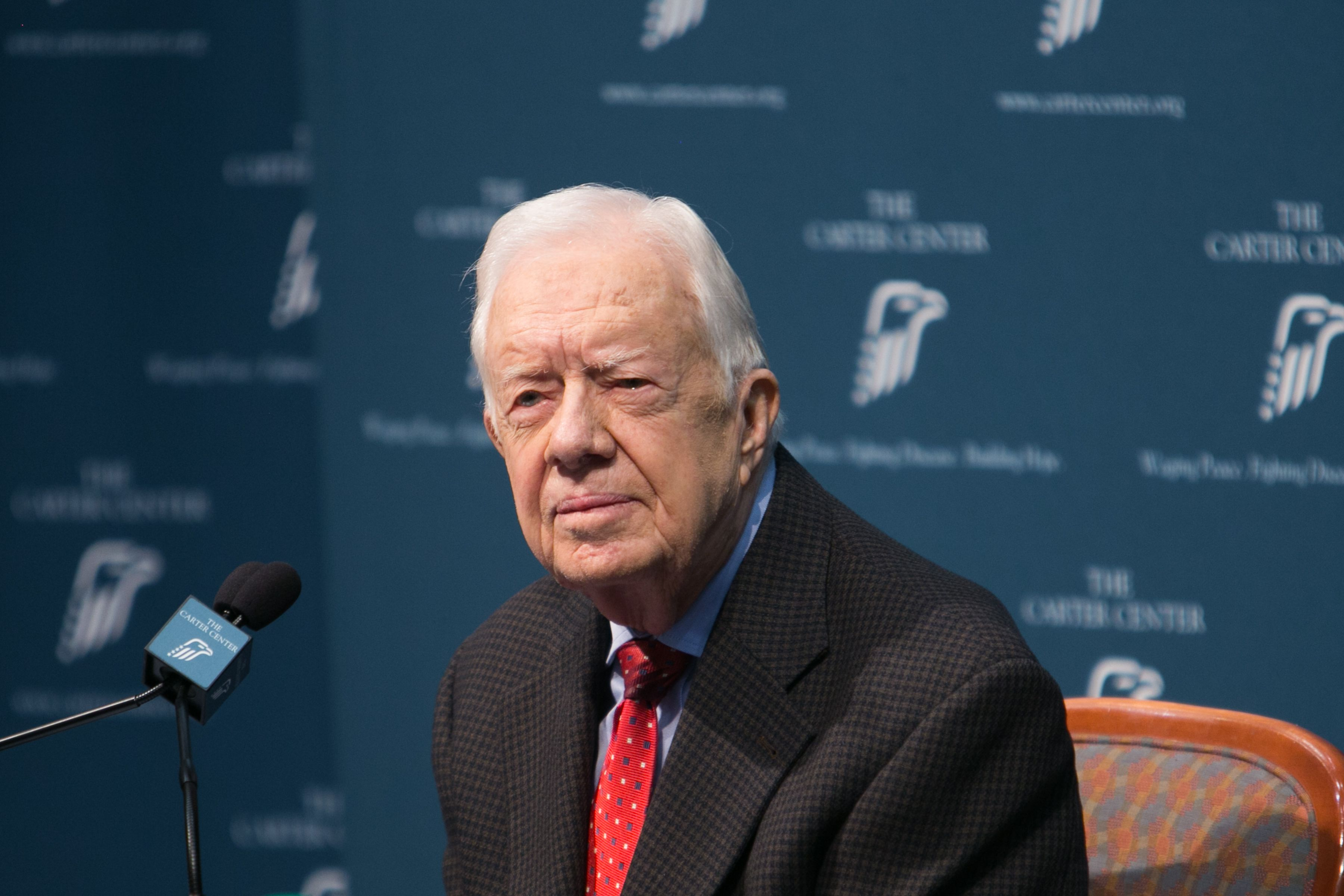 Jimmy Carter Goes There, Calls Trump an Illegitimate President