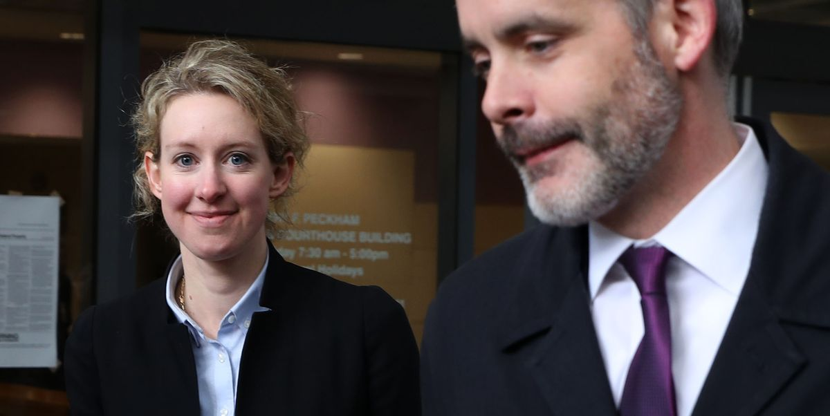 Where Is Theranos Founder Elizabeth Holmes Today